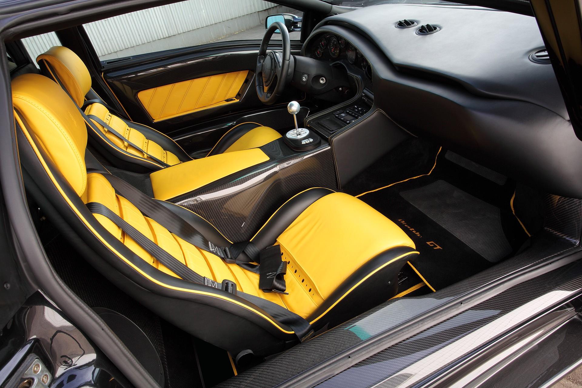 Lamborghini Diablo Gt 73 80 Topcar