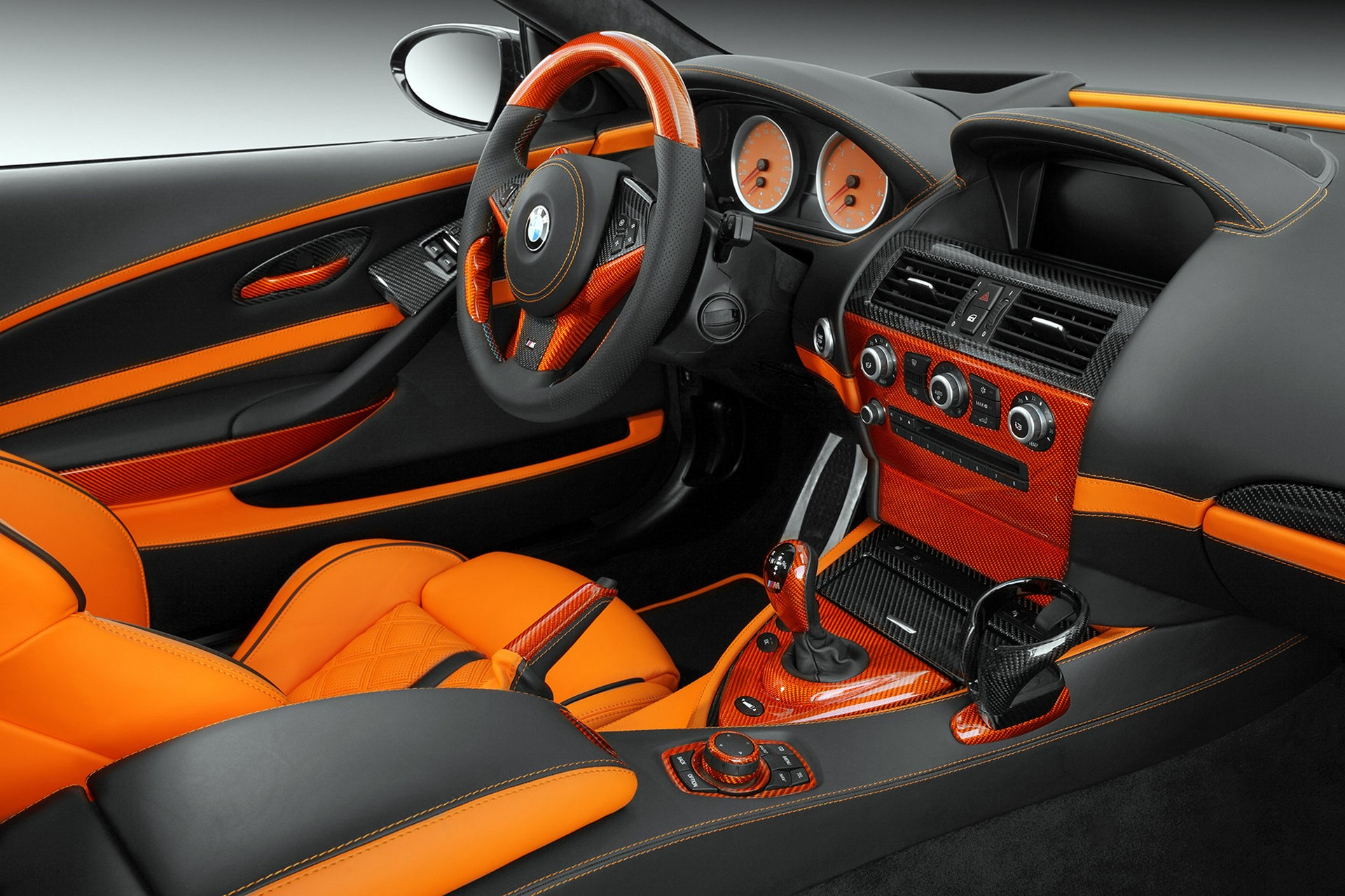 interior bmw  topcar