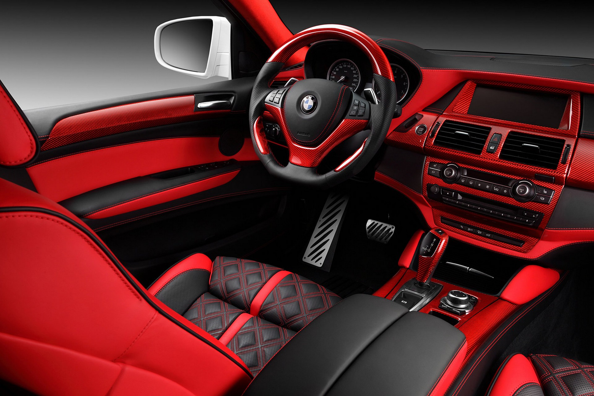 Interior Bmw X6 Topcar