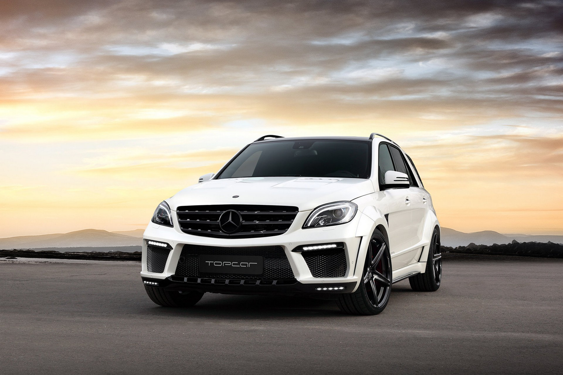 Mercedes Ml Pictures