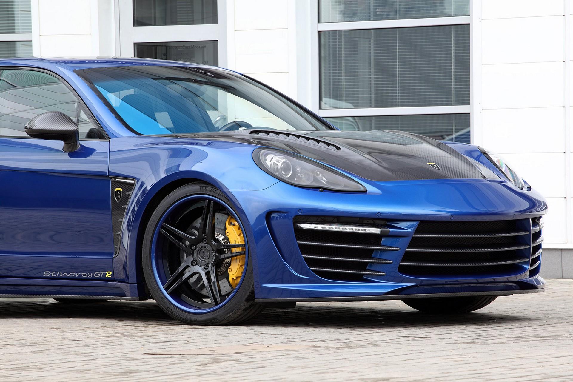 Porsche Panamera Stingray Gtr 07 25 Topcar