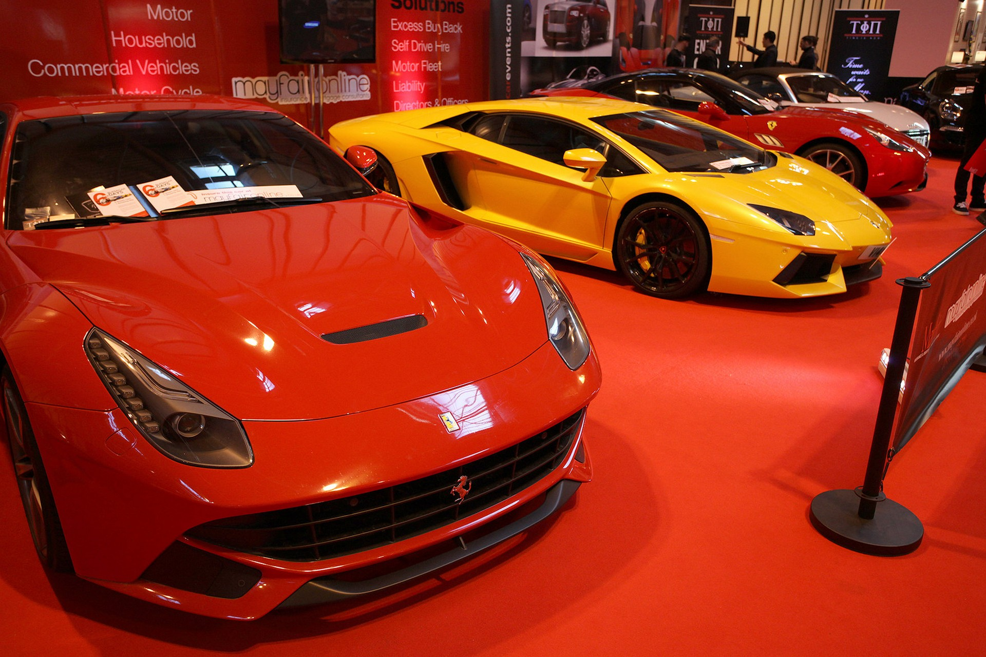 Car Dealers Birmingham >> Birmingham Racing Car show 2015 - UK / TopCar