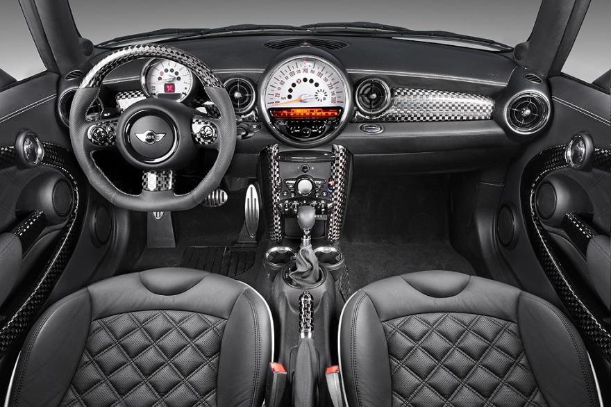Interior Mini Cooper Bully 01\/25 \/ TopCar