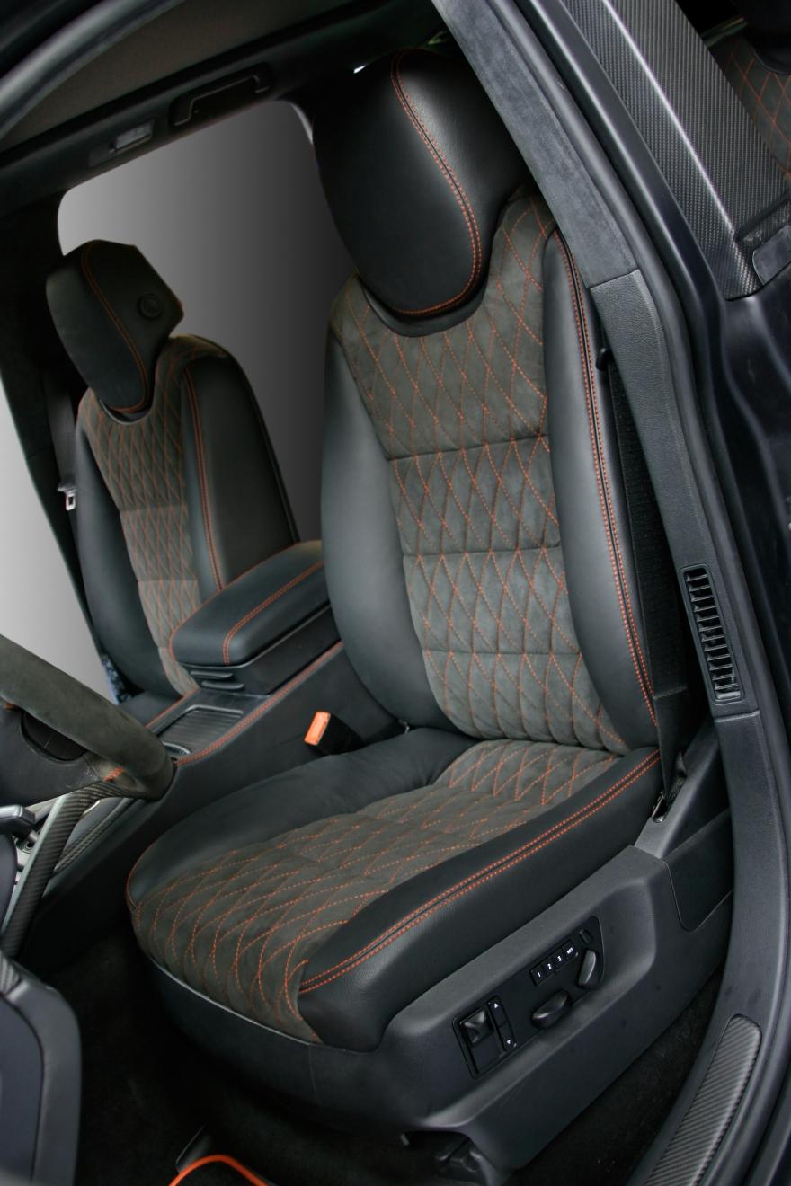 Porsche Cayenne TopCar GTR 957 0125 Interior TopCar