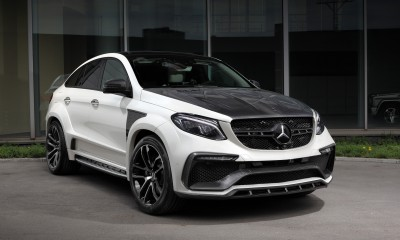 Tuning Mercedes Benz Gle Coupe 63 S Inferno Topcar