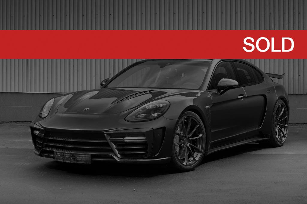 Sell tuned cars / TopCar