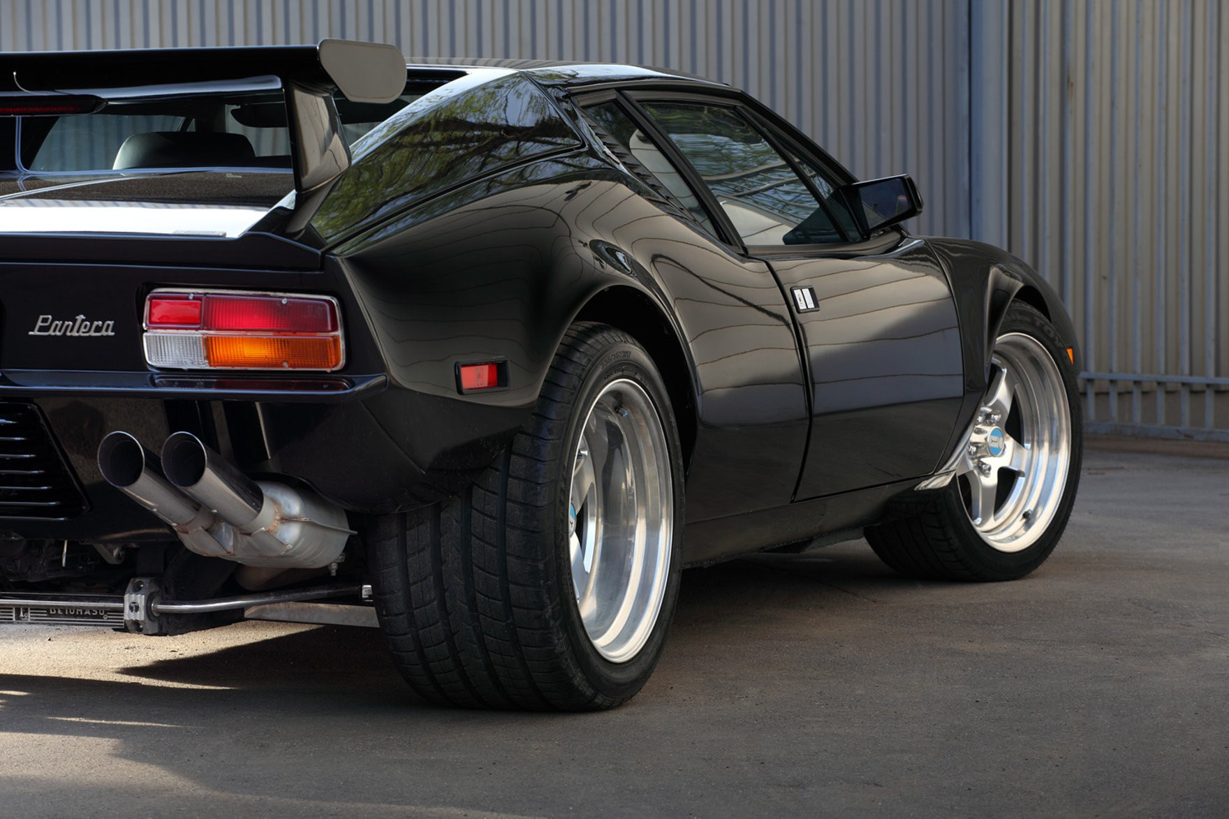 Bmw M1 For Sale >> Sale De Tomaso Pantera 5.8 MT / TopCar