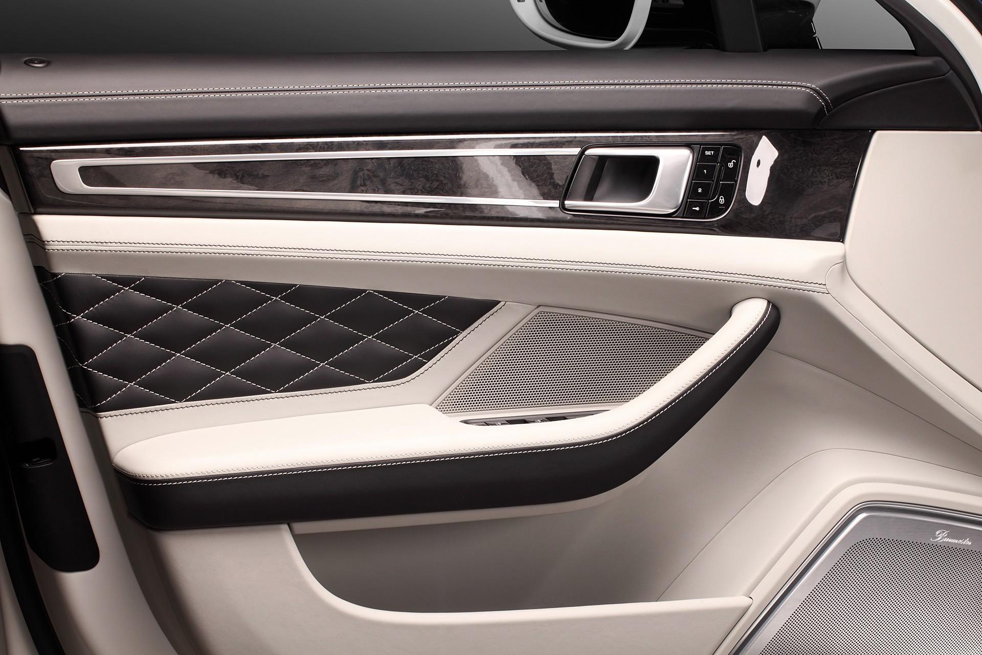 Porsche Panamera 971 Interior Topcar