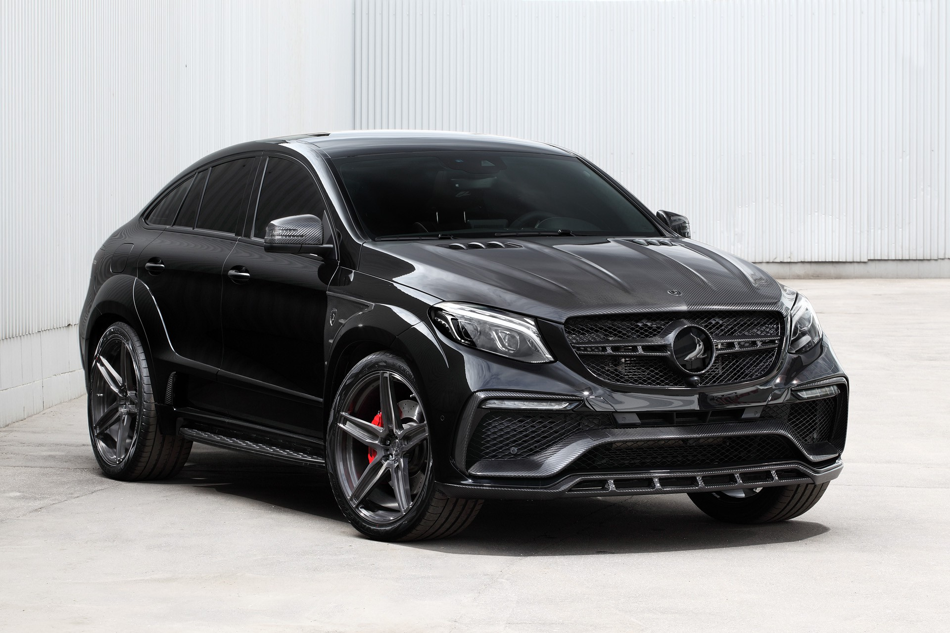 mercedes benz gle coupe 6 3 s inferno topcar
