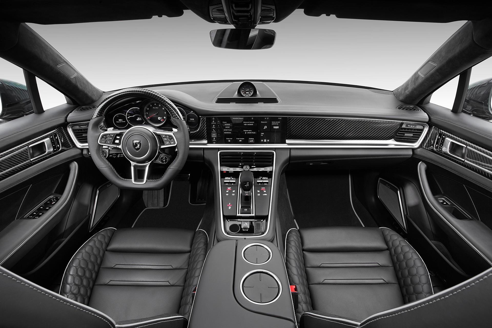Porsche Panamera 971 INTERIOR
