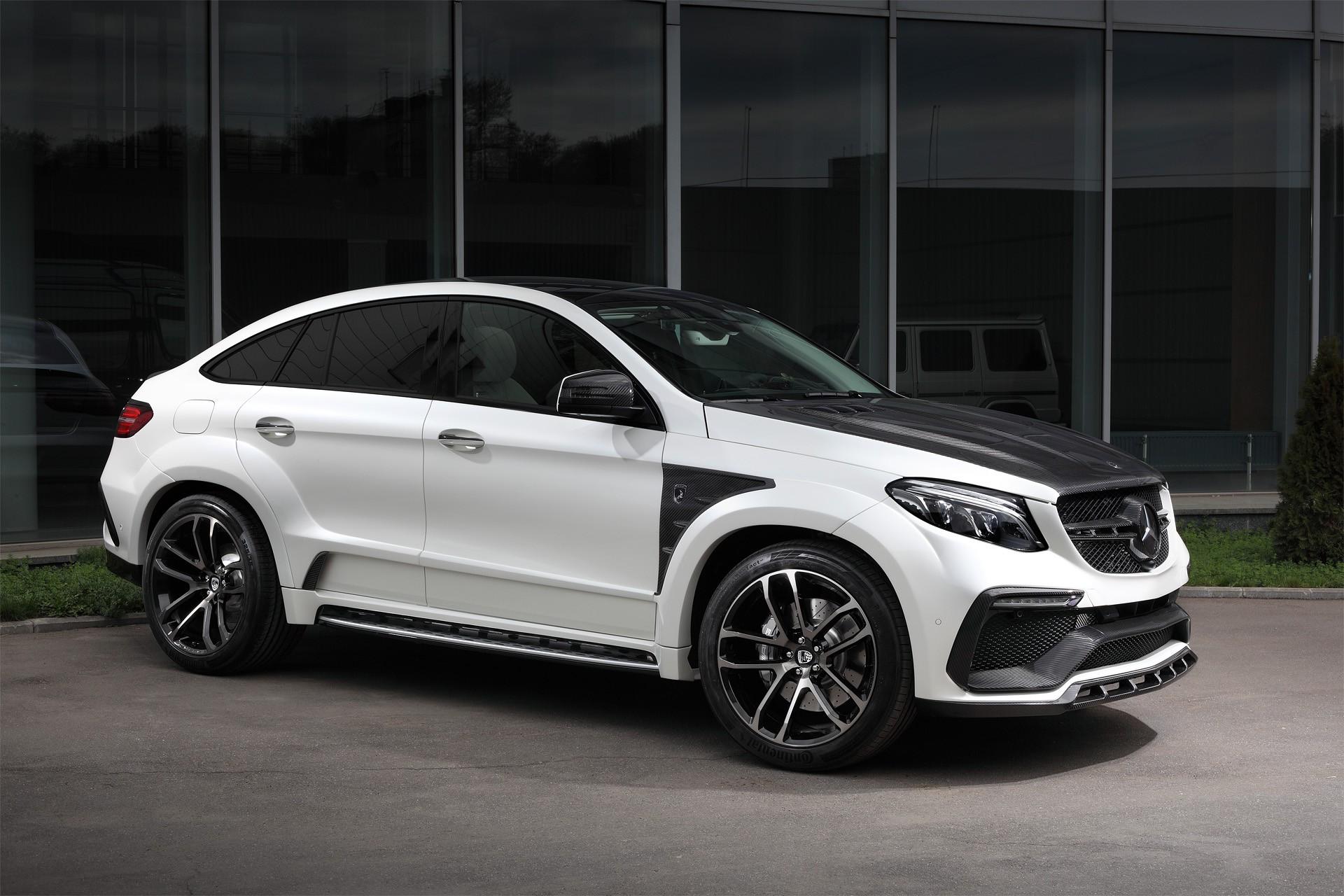 Mercedes Benz Gle Coupe Inferno Carbon Topcar