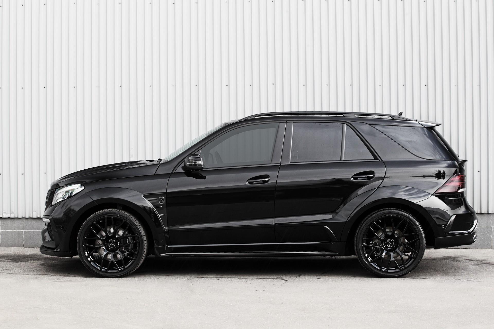 Mercedes-Benz GLE Wagon 43 AMG INFERNO - Black / TopCar