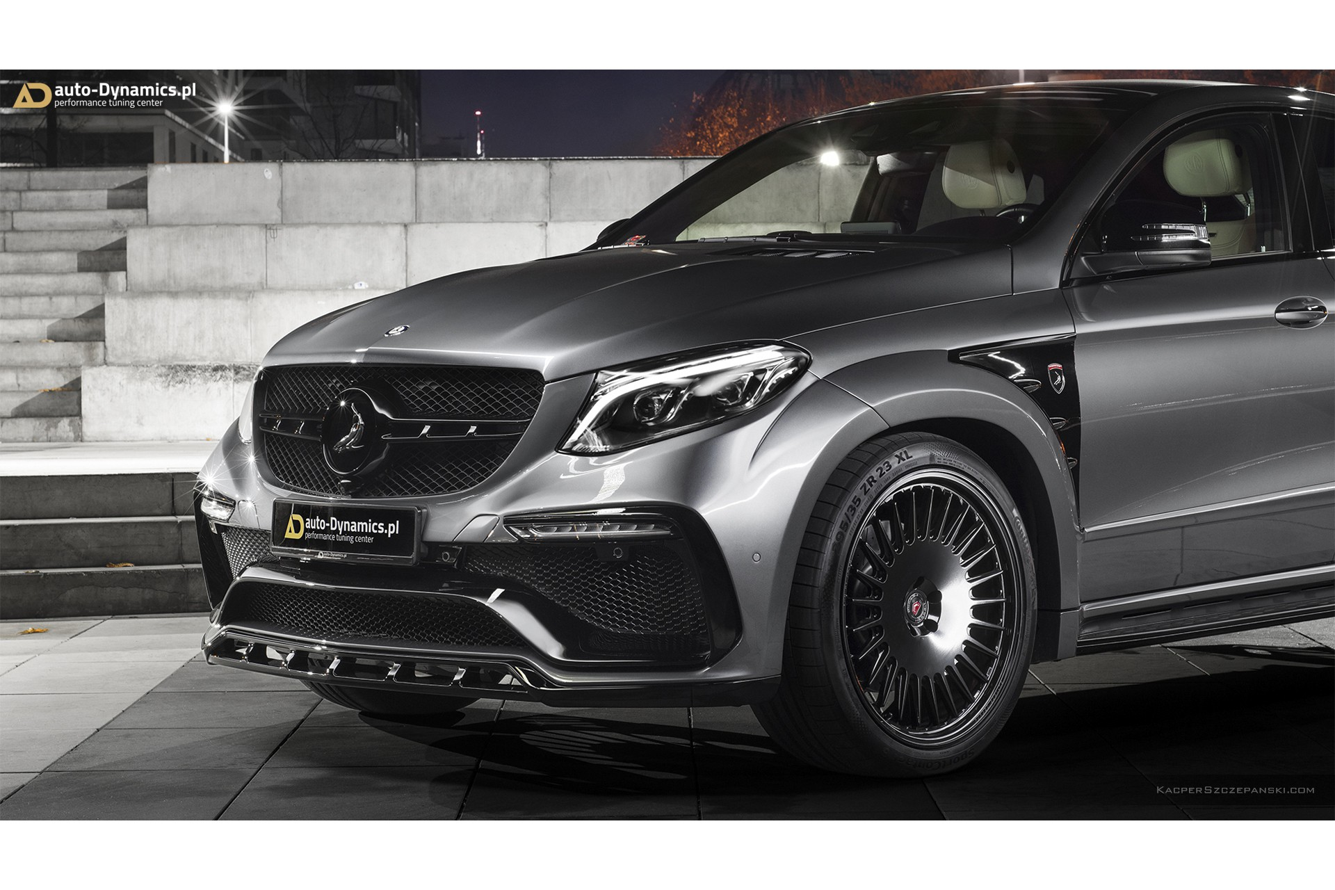 Mercedes-Benz GLE Coupe INFERNO / TopCar