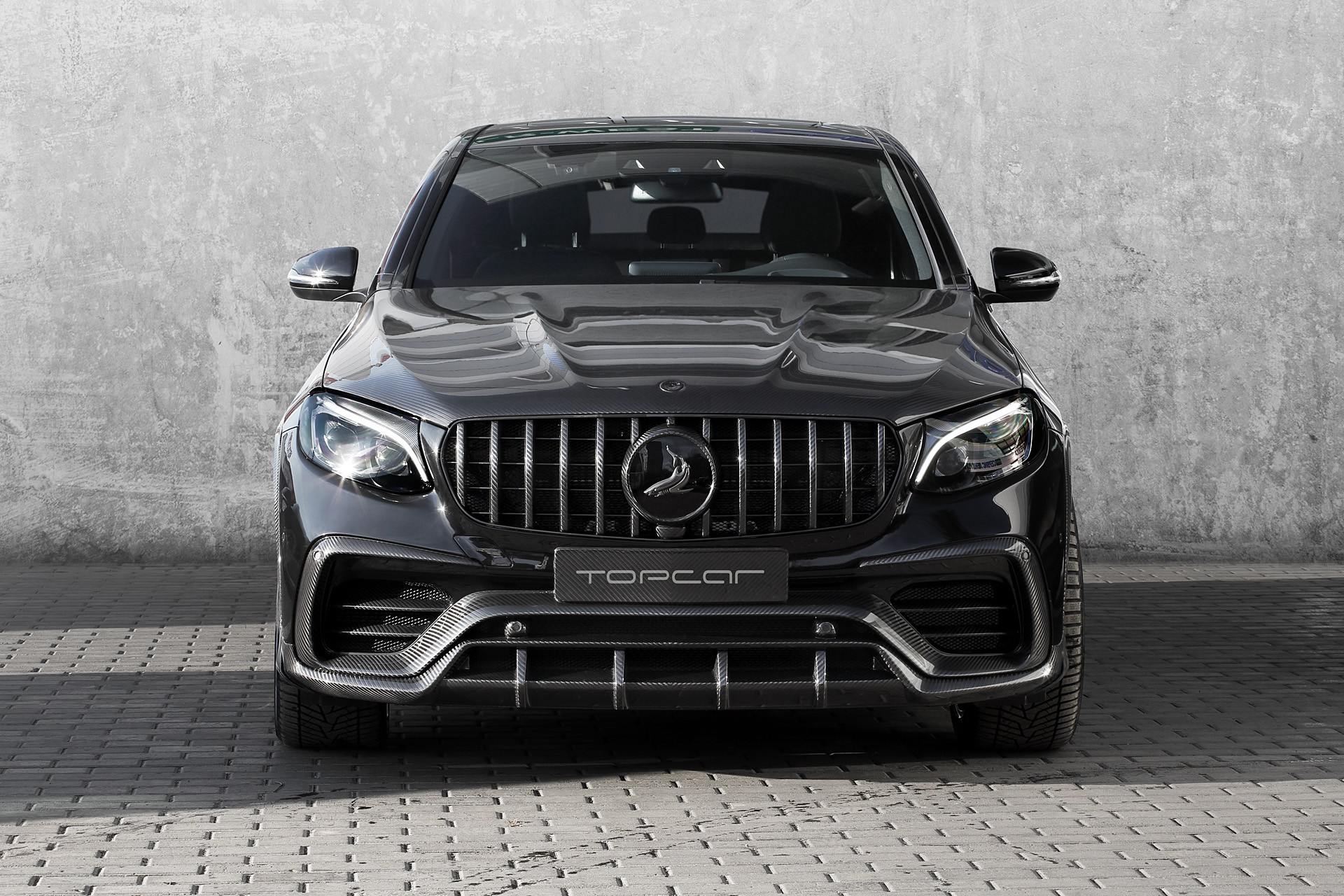 Mercedes Amg Glc Coupe 63s Inferno Topcar