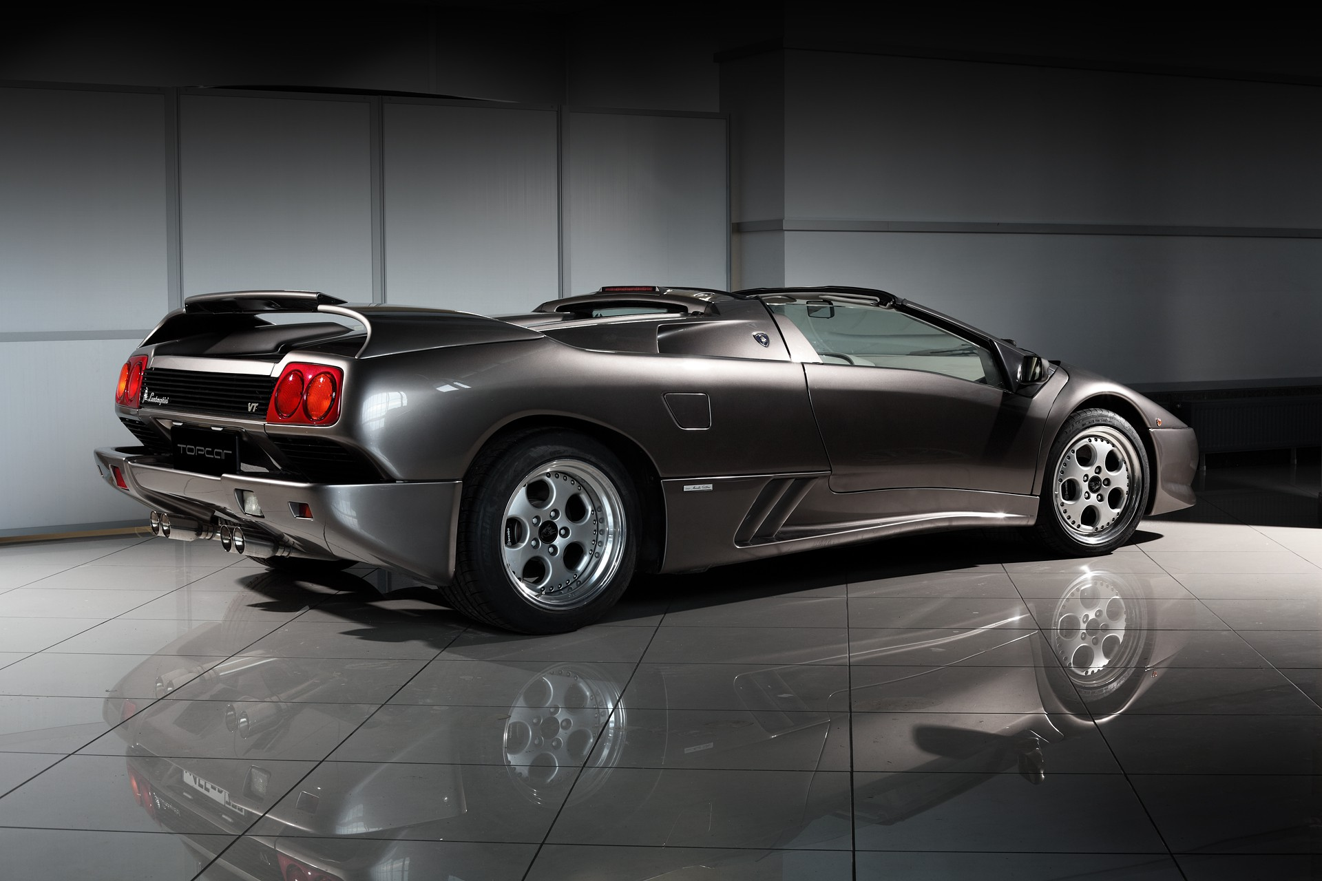 Lamborghini Diablo Vt Roadster Topcar