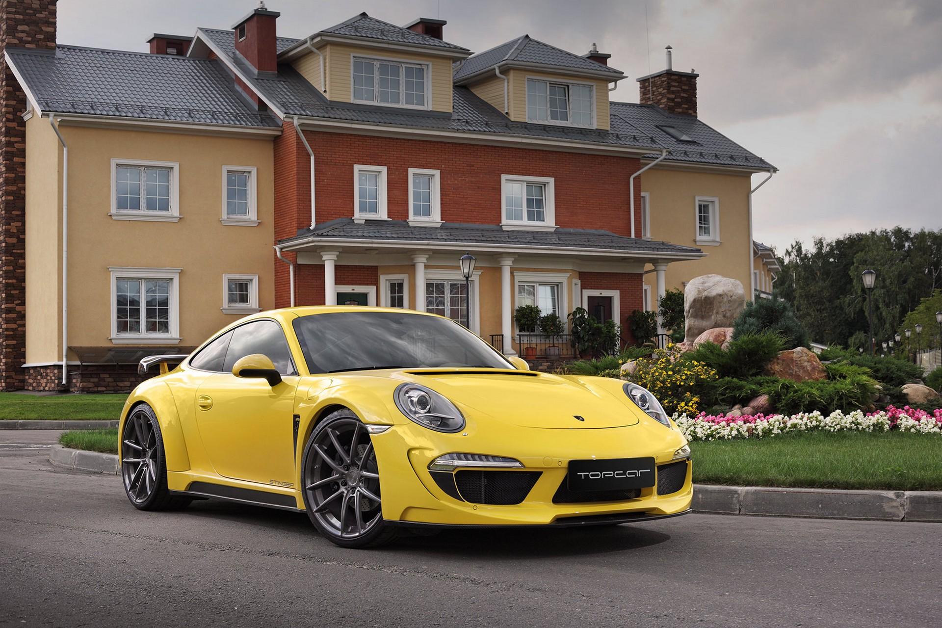 991 carrera stinger yellow topcar switzerland for Portent g3 sl 8