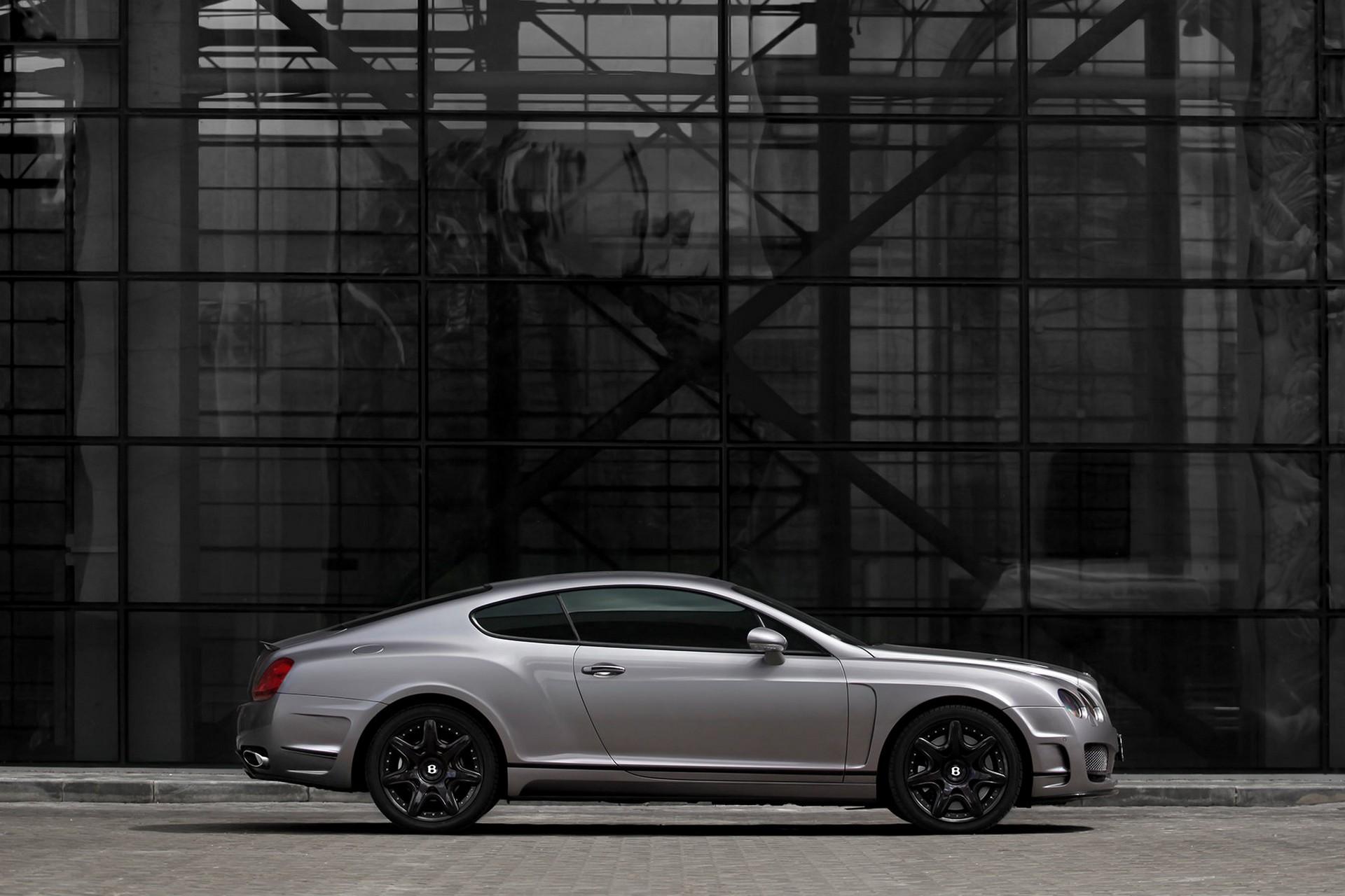 Range Rover Dealers In Ma >> Bentley Continental GT Bullet Grey / TopCar