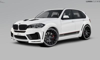 Tuning Car BMW X5, X6, M6, M5 - photo, price / TopCar